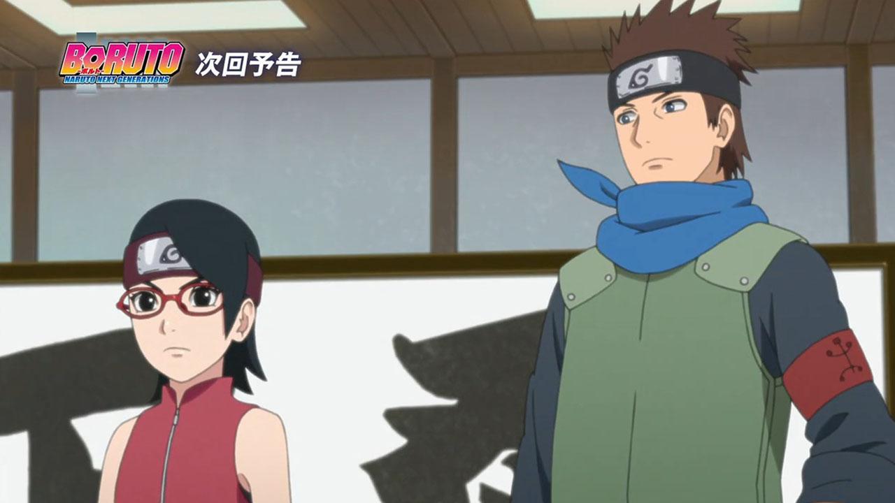 Boruto Naruto Next Generations - 41 | Random Curiosity