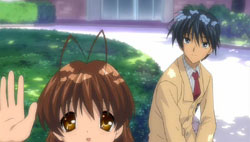 CLANNAD   Invitation DVD Promo   04