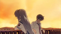 CLANNAD   Tomoyo Chapter   08