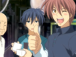 CLANNAD ~AFTER STORY~   11   17