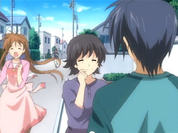 CLANNAD ~AFTER STORY~   11   21