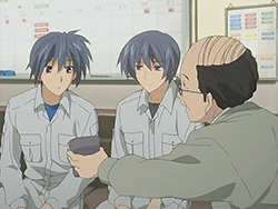 CLANNAD ~AFTER STORY~   12   06