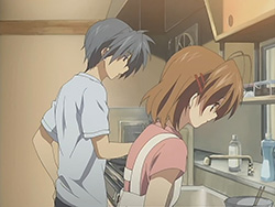CLANNAD ~AFTER STORY~   12   27