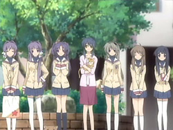 CLANNAD ~AFTER STORY~   13   21