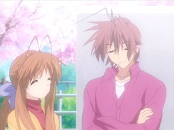 CLANNAD ~AFTER STORY~   13   28