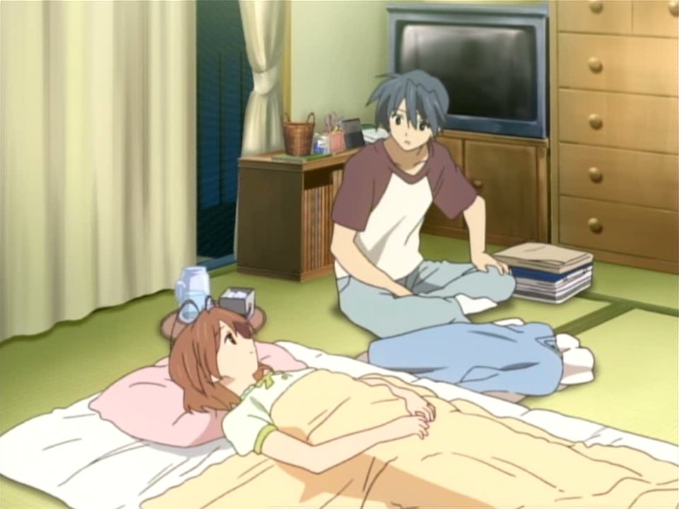 Clannad After Story 15 Random Curiosity