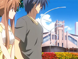CLANNAD ~AFTER STORY~   17   07
