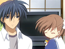 CLANNAD ~AFTER STORY~   17   19