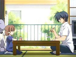 CLANNAD ~AFTER STORY~   17   22