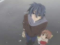 CLANNAD ~AFTER STORY~   21   22