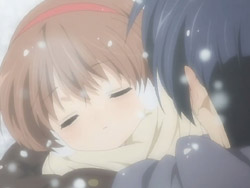 CLANNAD ~AFTER STORY~   21   28