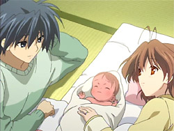 CLANNAD ~AFTER STORY~   22   18