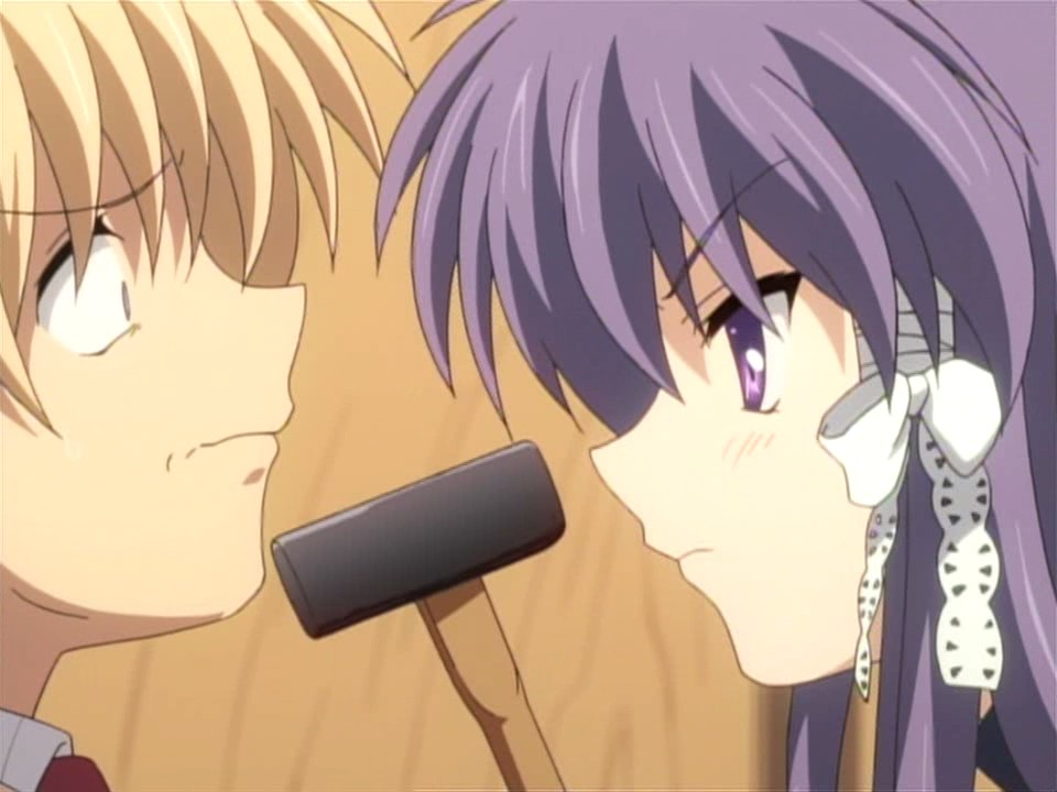 clannad after story extra chapter random curiosity