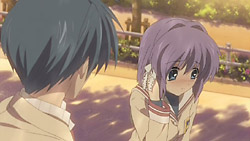 CLANNAD ~AFTER STORY~   Kyou Chapter   04