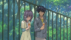 CLANNAD ~AFTER STORY~   Kyou Chapter   16