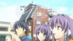 CLANNAD ~AFTER STORY~   Kyou Chapter   32