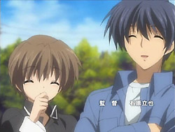 CLANNAD ~AFTER STORY~   OP   08