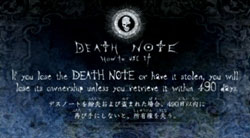 DEATH NOTE   16   11