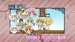 DOG DAYS 2   03   End Card