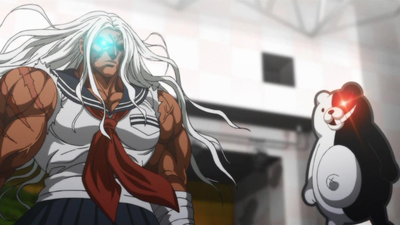DANGANRONPA Kibo No Gakuen To Zetsubo Kokosei The Animation 07