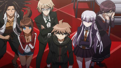 Danganronpa The Animation   11   18