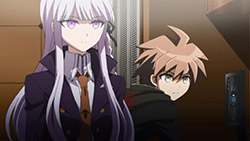 Danganronpa The Animation   12   01