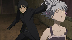 guilty crown episode 22 ending relationship