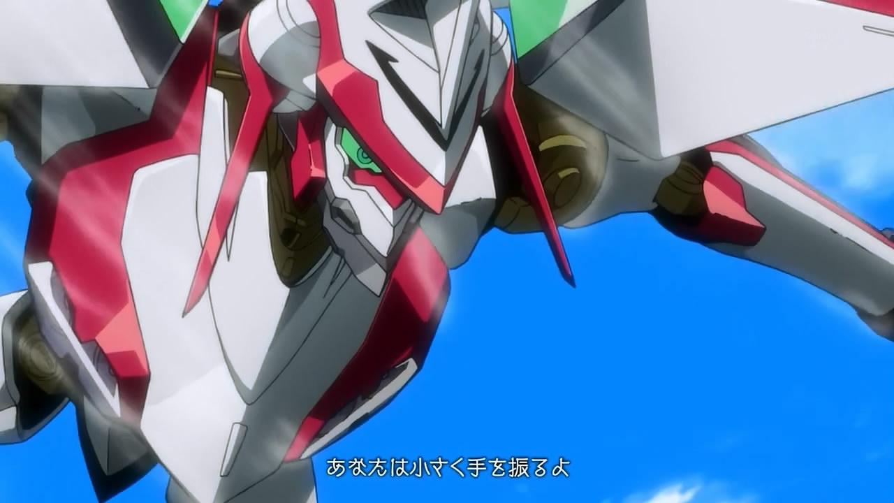 Eureka Seven AO - 14 - Random Curiosity
