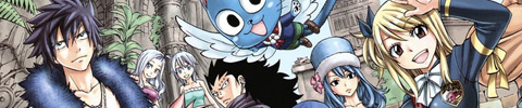 FAIRY TAIL   OST   Banner