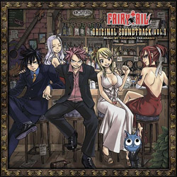 FAIRY TAIL   OST   Cover