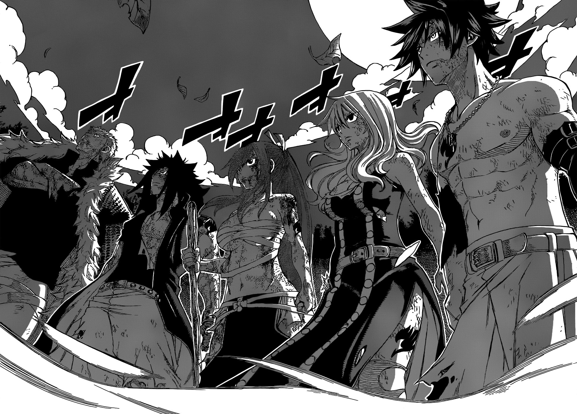 Fairy tail vs cthulu whowouldwin - Image manga fairy tail ...