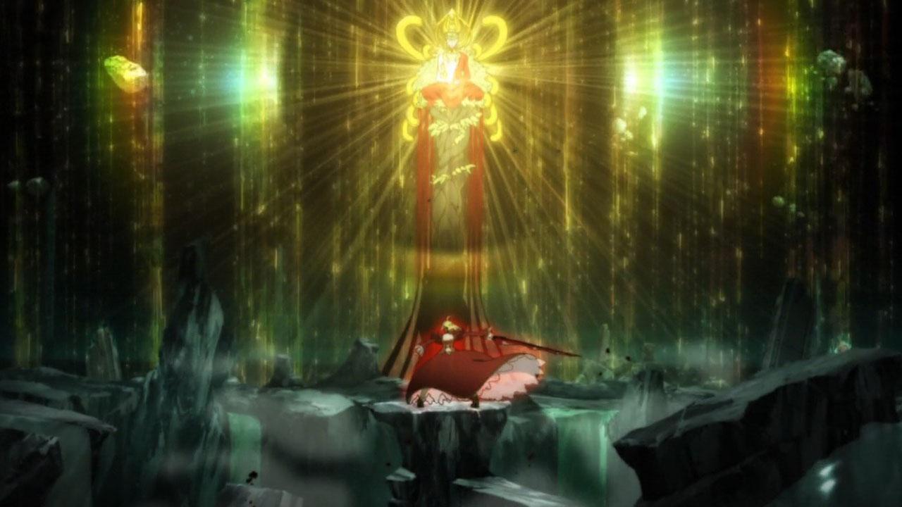 Fate/EXTRA Last Encore - 01 | Random Curiosity