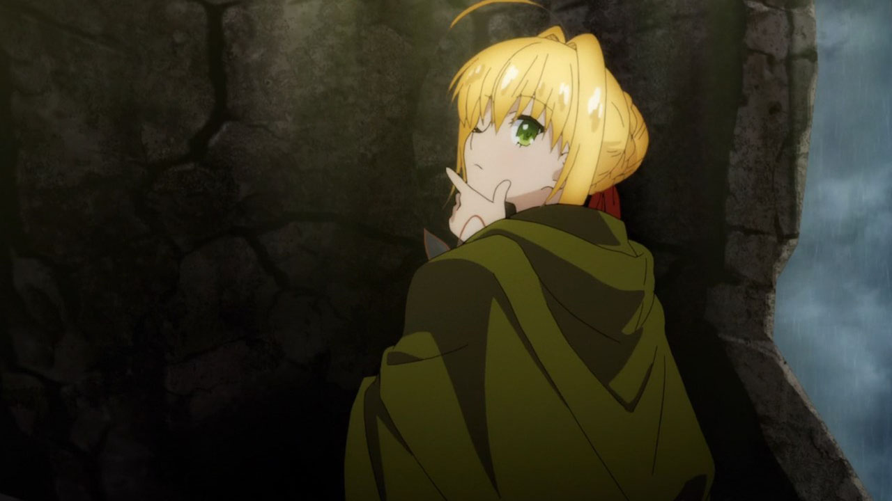 Fate/EXTRA Last Encore - 08 | Random Curiosity