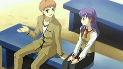 Fate stay night   07   10