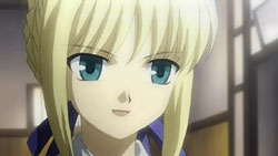 Fate stay night   10   07