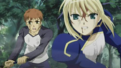 Fate stay night   16   11