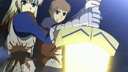 Fate stay night   21   26