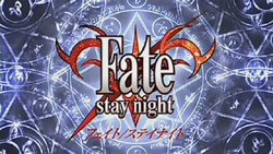 Fate stay night   OP   01