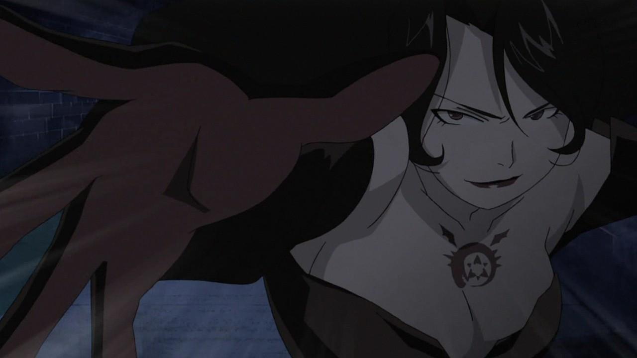 Fullmetal Alchemist Brotherhood 07 Random Curiosity