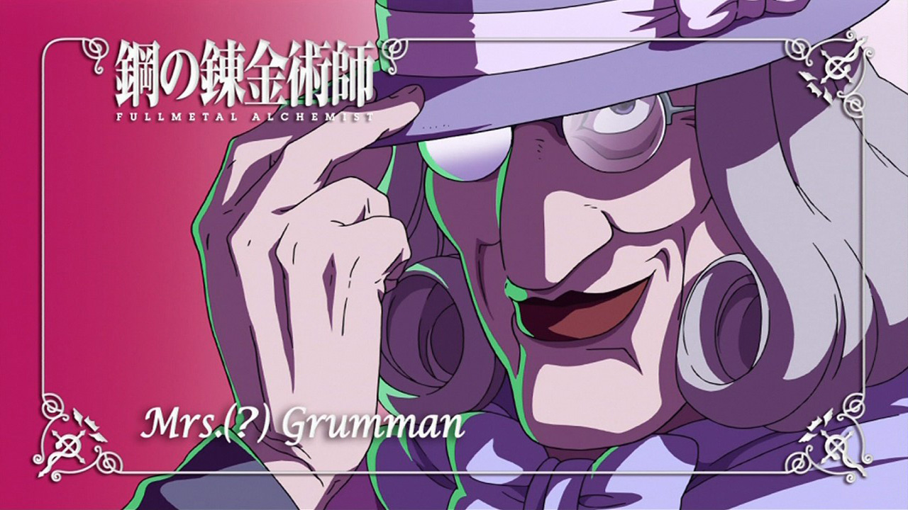 ... pretty amusing too. What's even better is that he seems like the kind  of character who can really help Mustang get things done, and this showed  the ...