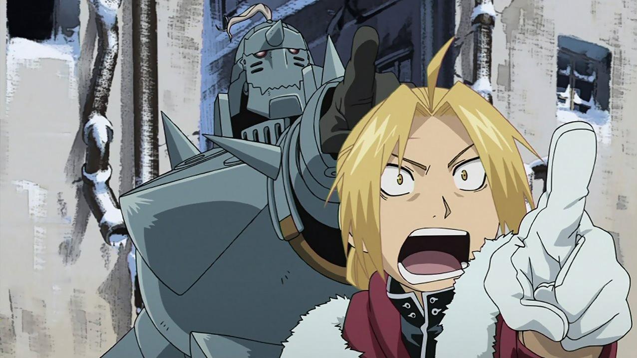 Fullmetal Alchemist: Brotherhood - 38 - Random Curiosity