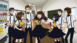 GATCHAMAN Crowds   03   19