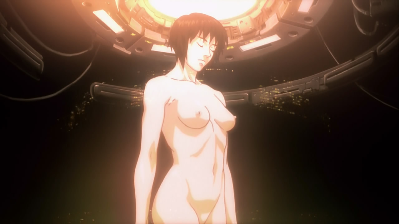 blast from the past: ghost in the shell movie | random curiosity