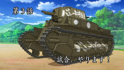 Girls und Panzer   02   Preview 01