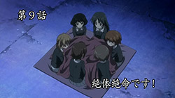 Girls und Panzer   08   Preview 01