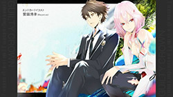 Guilty Crown   13   End Card 01