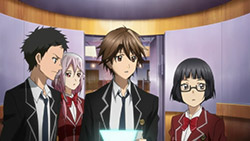 Guilty Crown   14   03