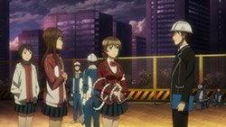 Guilty Crown   15   01