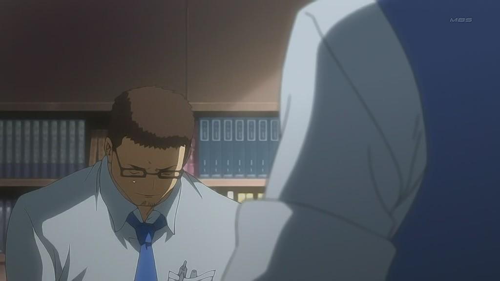 Gundam 00 - 21 - Random Curiosity