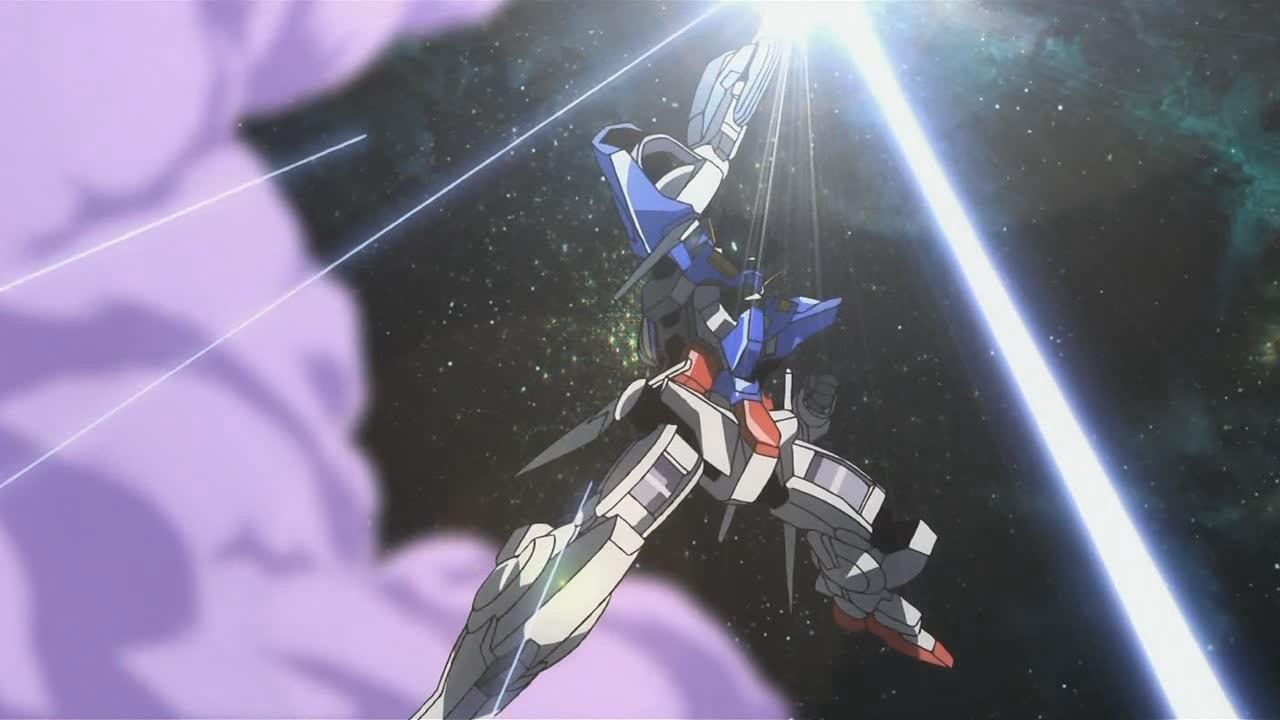 Gundam 00 25 Random Curiosity